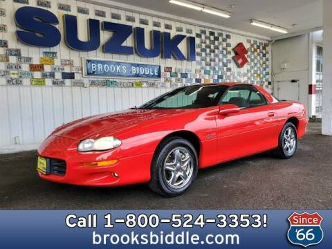 1999 Chevrolet Camaro for sale at BROOKS BIDDLE AUTOMOTIVE in Bothell WA