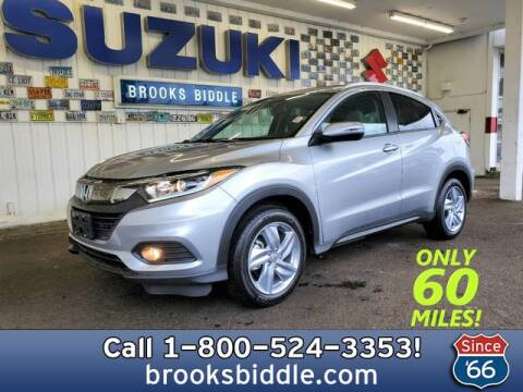 2019 Honda HR-V for sale at BROOKS BIDDLE AUTOMOTIVE in Bothell WA