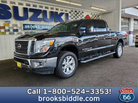 2016 Nissan Titan XD for sale at BROOKS BIDDLE AUTOMOTIVE in Bothell WA