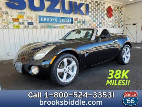 2008 Pontiac Solstice for sale at BROOKS BIDDLE AUTOMOTIVE in Bothell WA