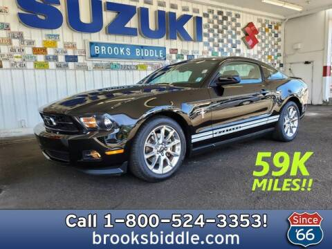 2011 Ford Mustang for sale at BROOKS BIDDLE AUTOMOTIVE in Bothell WA