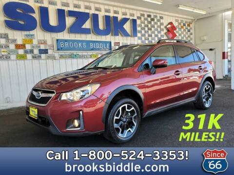 2016 Subaru Crosstrek for sale at BROOKS BIDDLE AUTOMOTIVE in Bothell WA