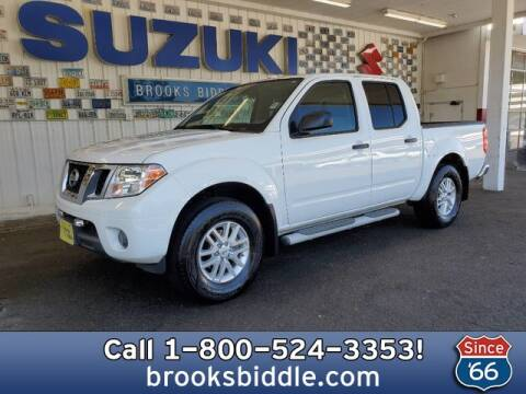 2016 Nissan Frontier for sale at BROOKS BIDDLE AUTOMOTIVE in Bothell WA
