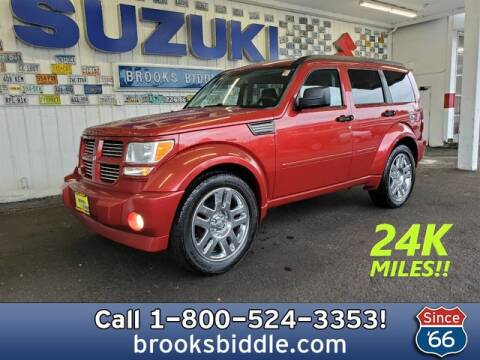 2007 Dodge Nitro for sale at BROOKS BIDDLE AUTOMOTIVE in Bothell WA