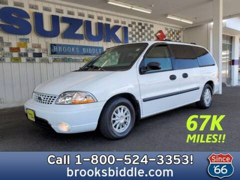2003 Ford Windstar for sale at BROOKS BIDDLE AUTOMOTIVE in Bothell WA