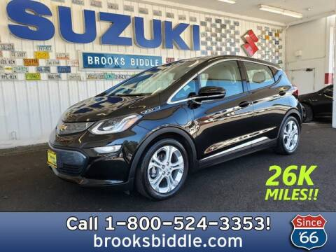 2017 Chevrolet Bolt EV for sale at BROOKS BIDDLE AUTOMOTIVE in Bothell WA