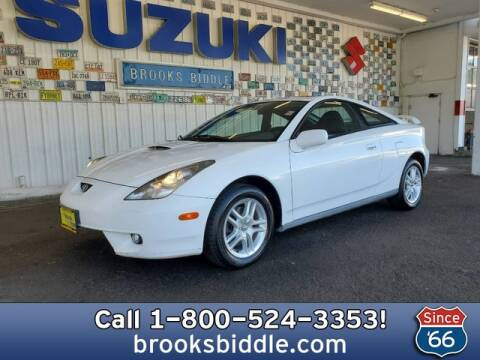 2001 Toyota Celica for sale at BROOKS BIDDLE AUTOMOTIVE in Bothell WA