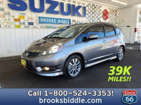 2013 Honda Fit for sale at BROOKS BIDDLE AUTOMOTIVE in Bothell WA