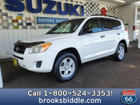 2010 Toyota RAV4 for sale at BROOKS BIDDLE AUTOMOTIVE in Bothell WA