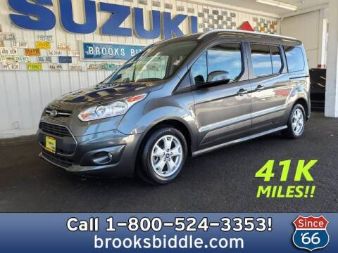 2016 Ford Transit Connect Wagon for sale at BROOKS BIDDLE AUTOMOTIVE in Bothell WA