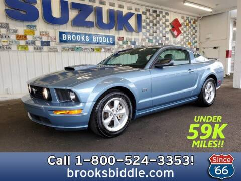 2007 Ford Mustang for sale at BROOKS BIDDLE AUTOMOTIVE in Bothell WA