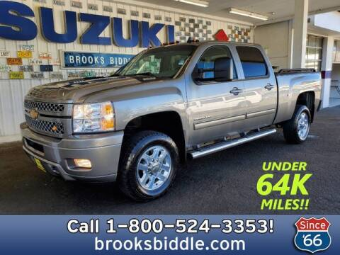 2014 Chevrolet Silverado 2500HD for sale at BROOKS BIDDLE AUTOMOTIVE in Bothell WA