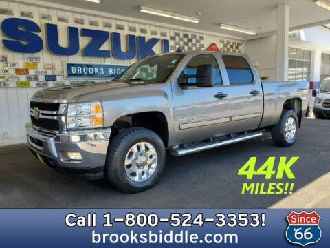 2013 Chevrolet Silverado 2500HD for sale at BROOKS BIDDLE AUTOMOTIVE in Bothell WA