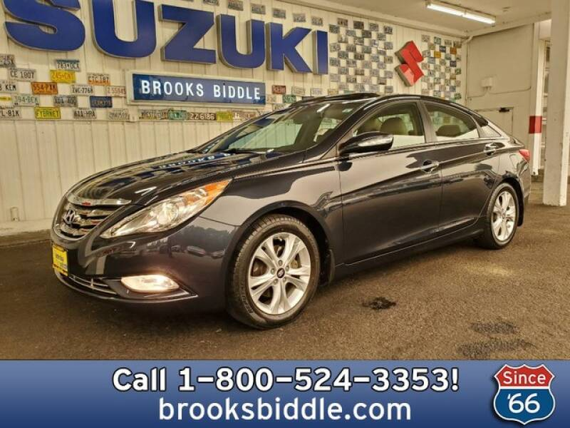 2011 Hyundai Sonata for sale at BROOKS BIDDLE AUTOMOTIVE in Bothell WA
