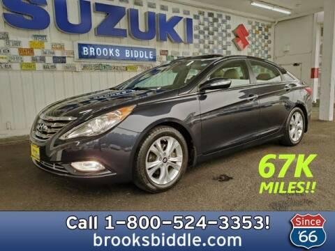 2011 Hyundai Sonata for sale at BROOKS BIDDLE AUTOMOTIVE in Bothell WA