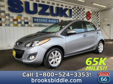 2014 Mazda MAZDA2 for sale at BROOKS BIDDLE AUTOMOTIVE in Bothell WA