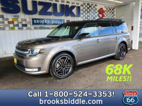 2013 Ford Flex for sale at BROOKS BIDDLE AUTOMOTIVE in Bothell WA