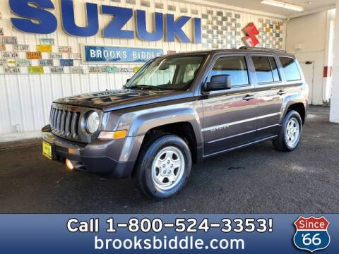 2017 Jeep Patriot for sale at BROOKS BIDDLE AUTOMOTIVE in Bothell WA
