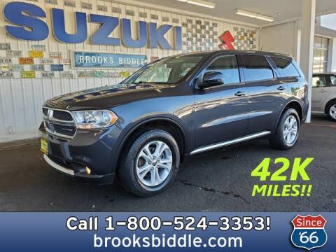 2013 Dodge Durango for sale at BROOKS BIDDLE AUTOMOTIVE in Bothell WA