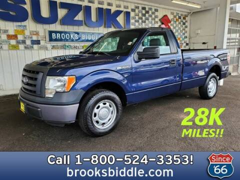 2012 Ford F-150 for sale at BROOKS BIDDLE AUTOMOTIVE in Bothell WA
