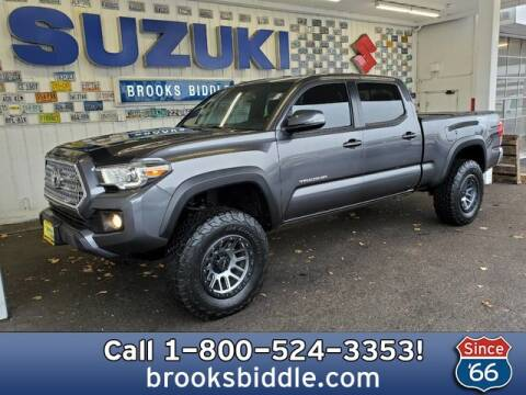 2017 Toyota Tacoma for sale at BROOKS BIDDLE AUTOMOTIVE in Bothell WA