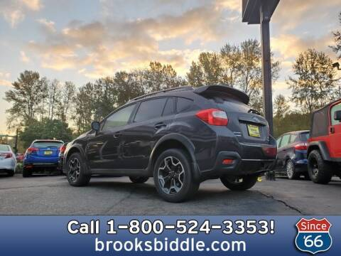 2013 Subaru XV Crosstrek for sale at BROOKS BIDDLE AUTOMOTIVE in Bothell WA