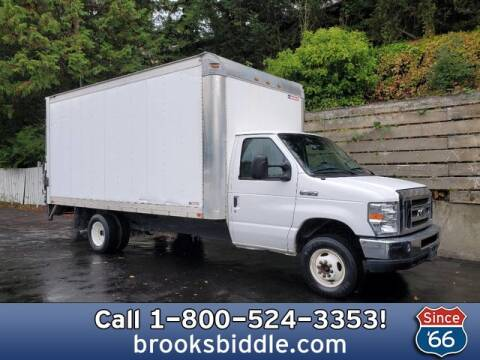 2014 Ford E-Series Chassis for sale at BROOKS BIDDLE AUTOMOTIVE in Bothell WA
