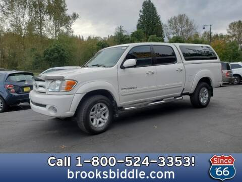 2004 Toyota Tundra for sale at BROOKS BIDDLE AUTOMOTIVE in Bothell WA