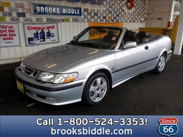 2003 Saab 9-3 for sale in Bothell, WA