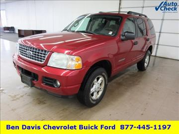 2005 Ford Explorer for sale in Auburn, IN