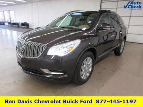 2015 Buick Enclave for sale in Auburn, IN