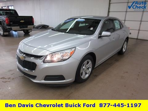 2014 Chevrolet Malibu for sale in Auburn, IN