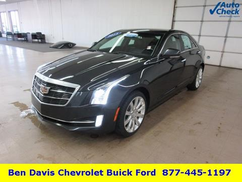 2015 Cadillac ATS for sale in Auburn, IN