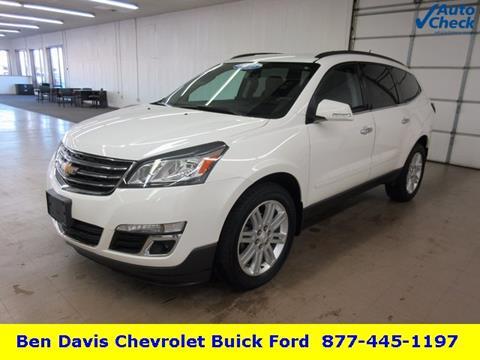 2014 Chevrolet Traverse for sale in Auburn, IN