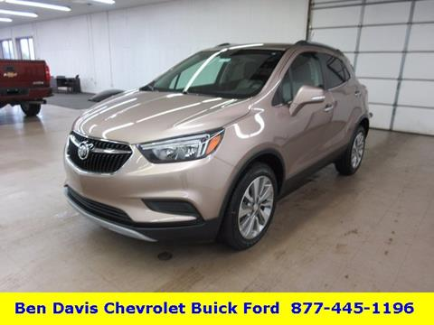 2018 Buick Encore for sale in Auburn, IN