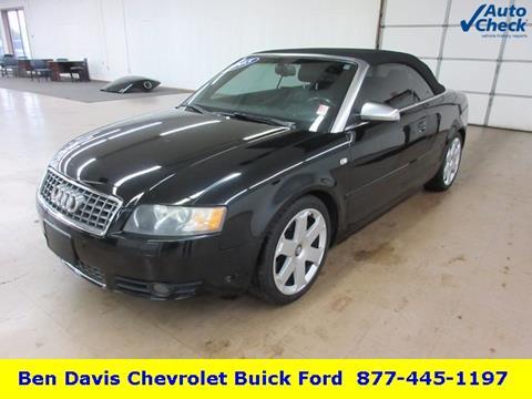 2005 Audi S4 for sale in Auburn, IN