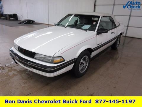 1990 Pontiac Sunbird for sale in Auburn, IN