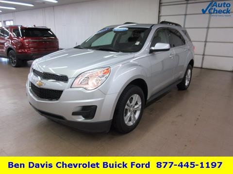 2015 Chevrolet Equinox for sale in Auburn, IN