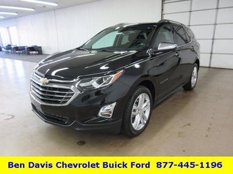 2018 Chevrolet Equinox for sale in Auburn, IN