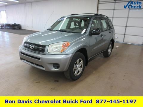 Toyota RAV For Sale Carsforsalecom - 2005 rav4
