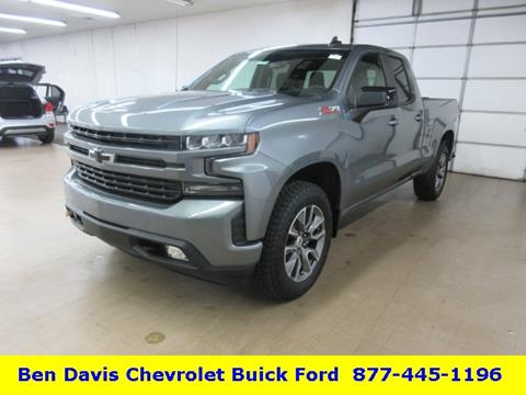 2020 Chevrolet Silverado 1500 for sale in Auburn, IN