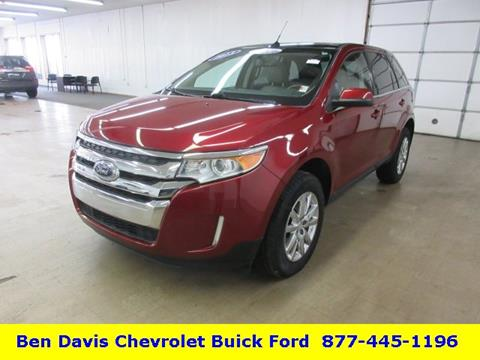 2013 Ford Edge for sale in Auburn, IN