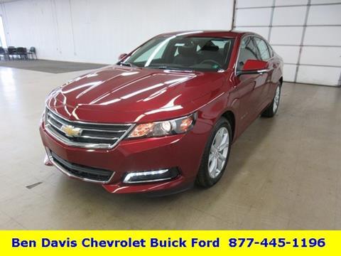 2019 Chevrolet Impala for sale in Auburn, IN