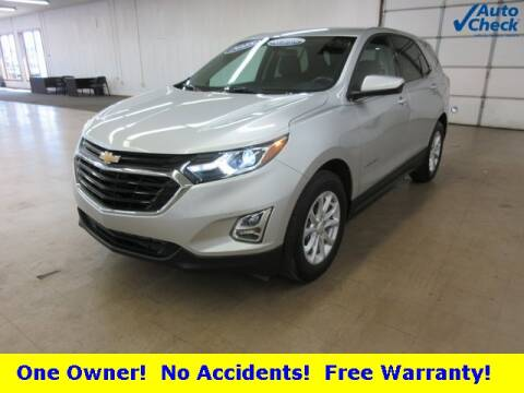2018 Chevrolet Equinox for sale in Auburn, IN