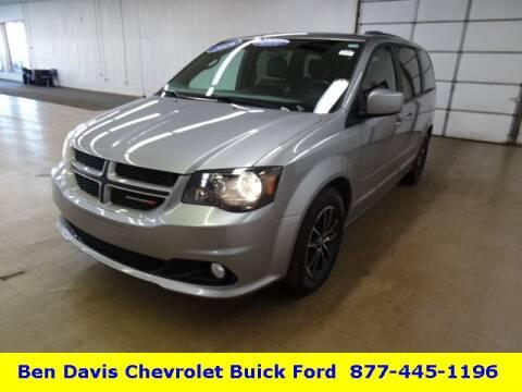 2016 Dodge Grand Caravan R/T for sale at Ben Davis Chevrolet Buick in Auburn IN