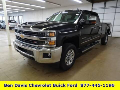 2017 Chevrolet Silverado 3500HD for sale at Ben Davis Chevrolet Buick in Auburn IN
