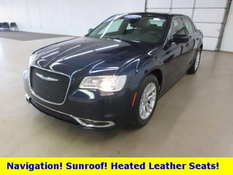 2017 Chrysler 300 Limited for sale at Ben Davis Chevrolet Buick in Auburn IN
