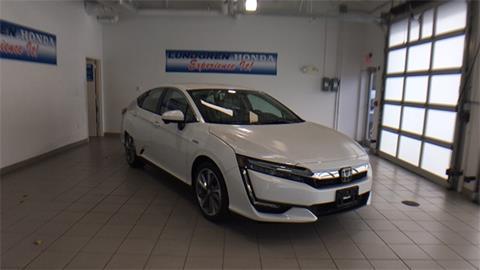 2018 Honda Clarity Plug-In Hybrid for sale in Auburn, MA