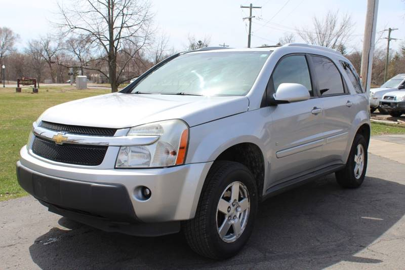 2006 Chevrolet Equinox For Sale At C And T Auto Sales In Evansville WI