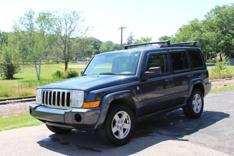 2007 Jeep Commander for sale in Evansville, WI